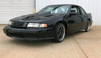 For Sale: 1988 Chevrolet Sprint with a 1,300 HP Twin-turbo V8