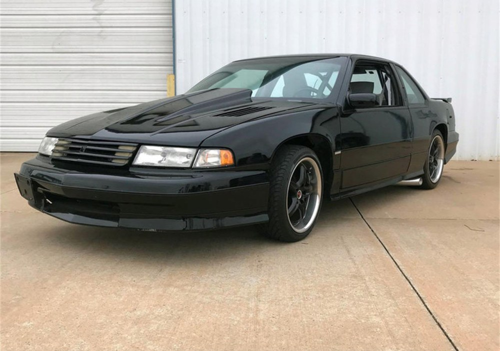 medium resolution of this 1993 chevrolet lumina is for sale on ebay with a current bid of 5 700 and a buy it now for 19 500 in oklahoma city oklahoma