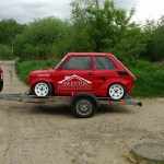 Fiat 126p With A Turbo Inline Four Engine Swap Depot