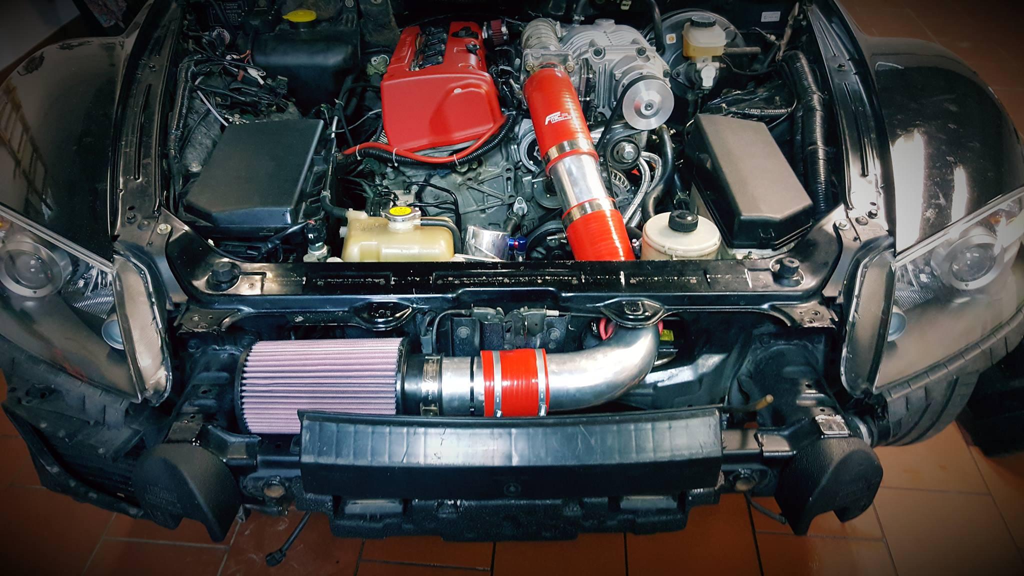 More Honda Torque