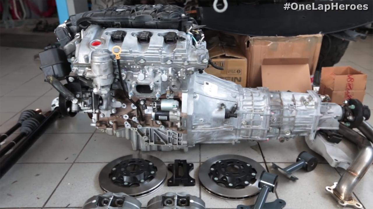 hight resolution of mazda mx 5 with a lfx v6 part 1 engine swap depot lfx engine wiring harness