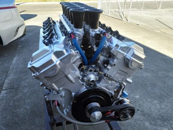 Hartley 5.0 L 1GZ V12