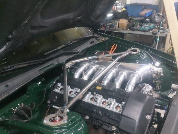 AWD BMW E36 with a Turbo M54 Inline-Six