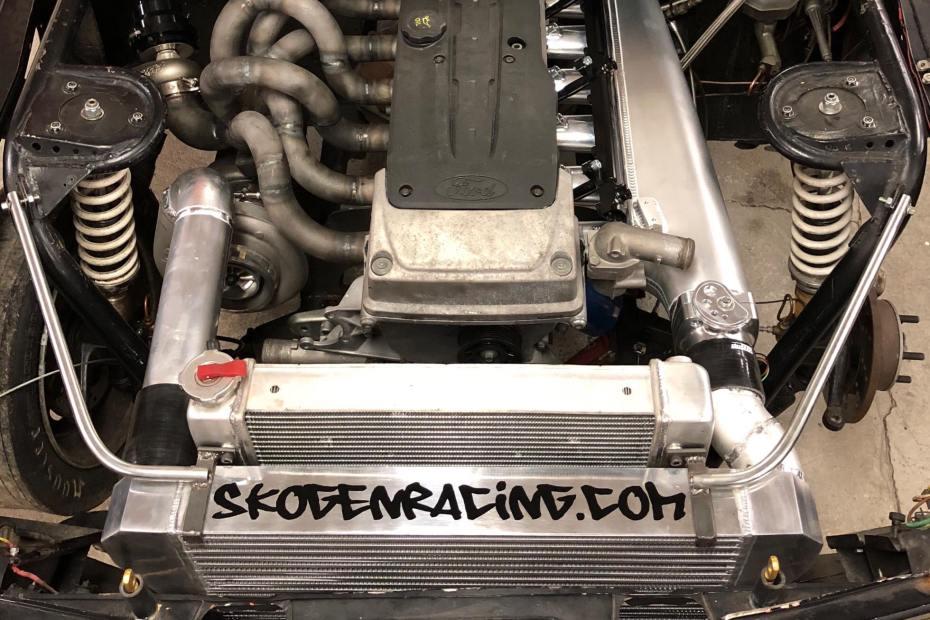 BMW 2002 with a Turbo Barra Inline-Six