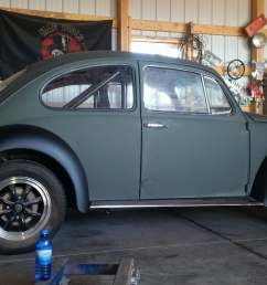 mike speelmon enjoys time spent in his garage working on his 1970 volkswagen beetle the beetle is powered by a 2 0 l 8v aba inline four connected to the  [ 1920 x 1080 Pixel ]