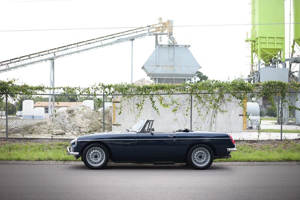 medium resolution of the project started when brian purchased a 1979 mgb roadster in 2012 on craigslist the roadster was in great condition having only two previous owners and