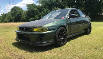 For Sale RWD 1995 Impreza With A Ford 302 V8