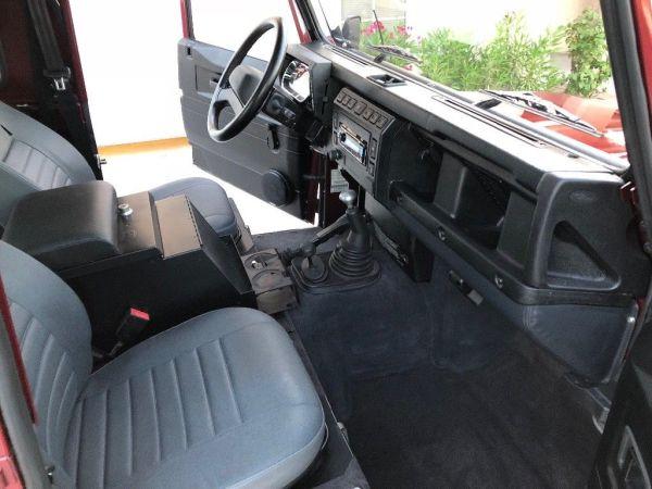 1995 Land Rover Defender with a 6.2 L LSx V8