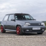 For Sale 1987 Renault 5 Gt Turbo With A Megane Ii Rs Turbo Engine Engine Swap Depot
