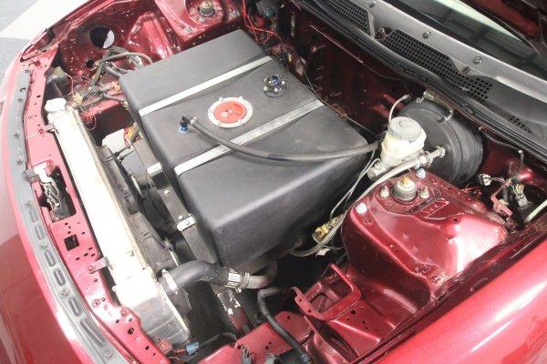 1999 Acura Integra with a Twin-Turbo Cadillac V8