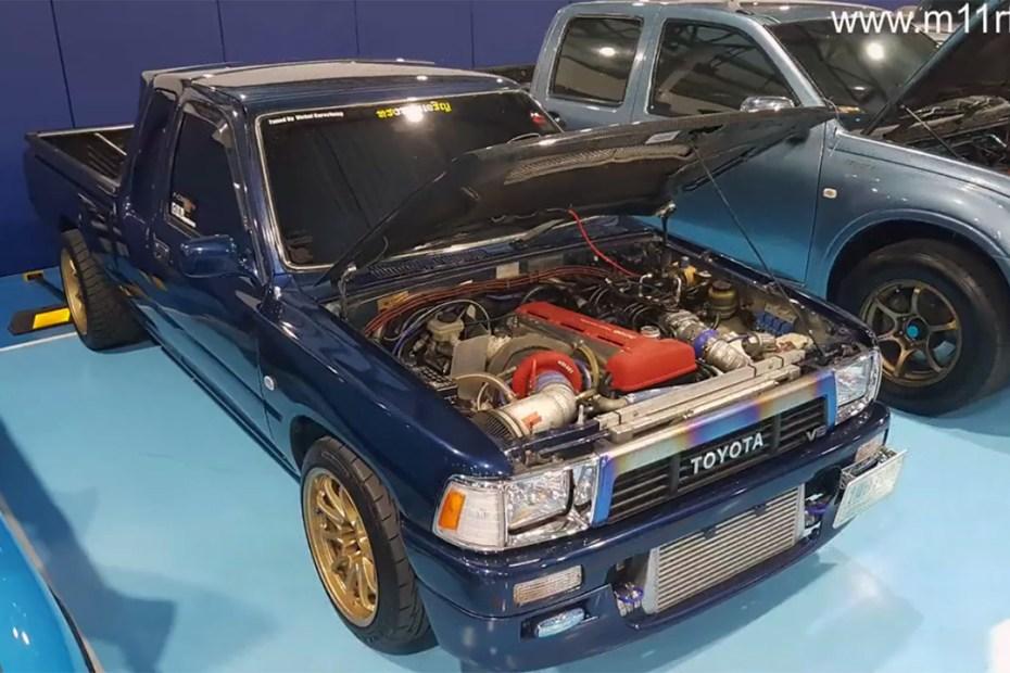Toyota JZ and UZ Engine Swap Meeting in Thailand