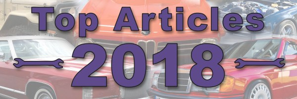 Top Articles of 2018