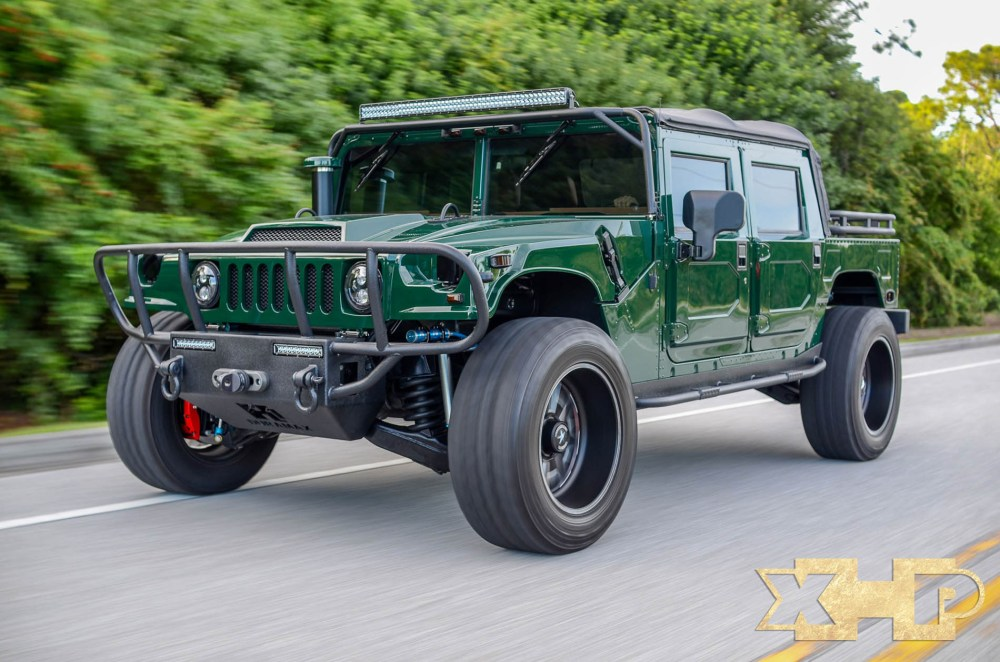 medium resolution of this 1996 hummer h1 was built for chas bruck by adam pela and his company x treme hummer performance in jupiter florida the company started by replacing
