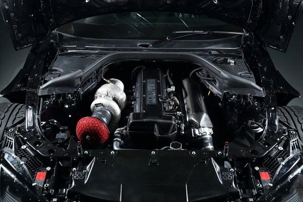 HKS Supra Mk5 with a 3.3 L 2JZ-GTE Inline-Six