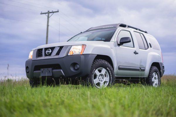 2005 Nissan Xterra Trailer Wiring Harness