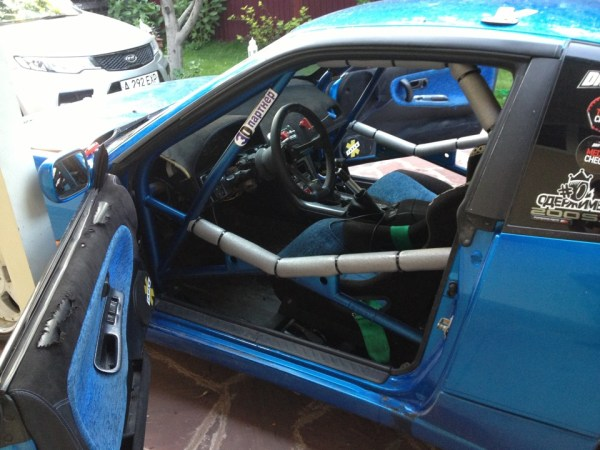 Nissan 200SX with a Twin-Turbo Audi V6
