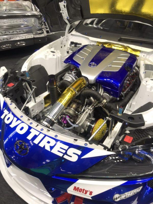 2020 Supra with a Turbo 3UZ V8
