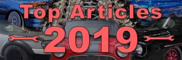 Top Articles of 2019