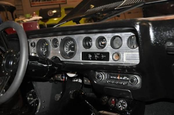 1970 Firebird with a Twin-Turbo Pontiac V8