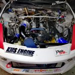 Nissan 350z With A 2jz Gte Inline Six Update Engine Swap Depot
