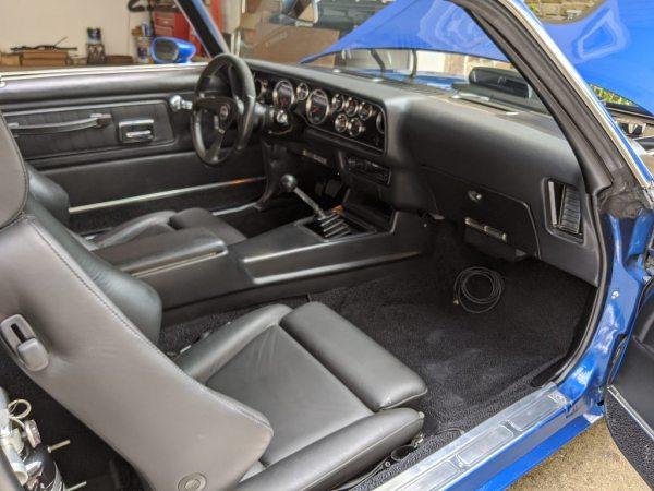 1971 Pontiac Firebird with a 434 ci LSx V8
