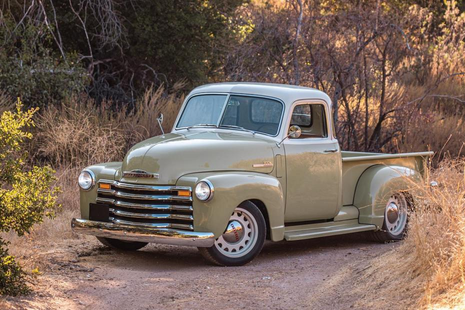 1950 Chevy 3100 Truck with a LS3 V8