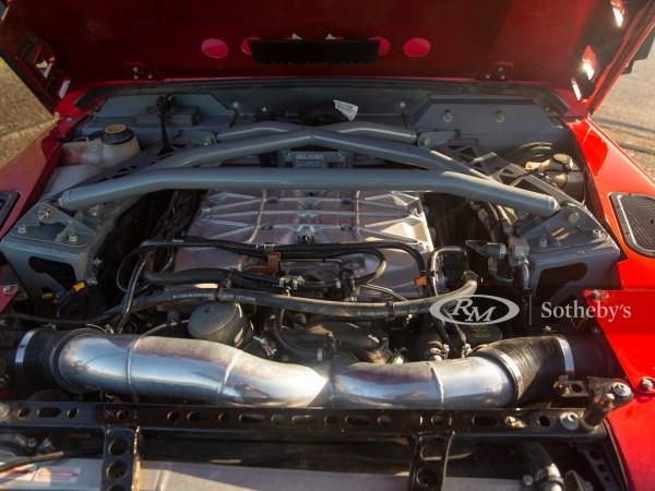 2016 Bowler CSP V8 Prototype P2 with a supercharged Jaguar V8