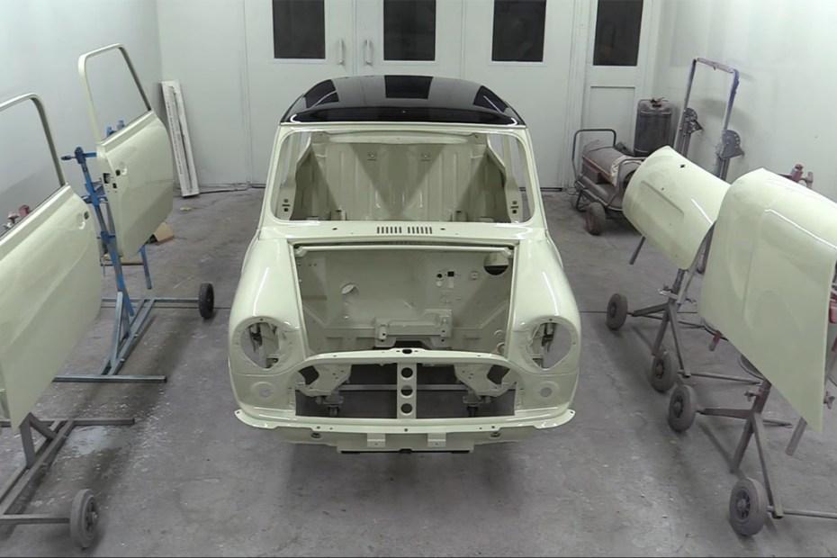 Project Binky Mini with a Celica AWD swap episode 33