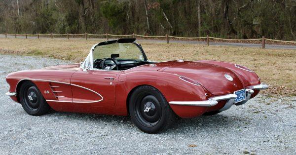 1960 Corvette with a LS2 V8