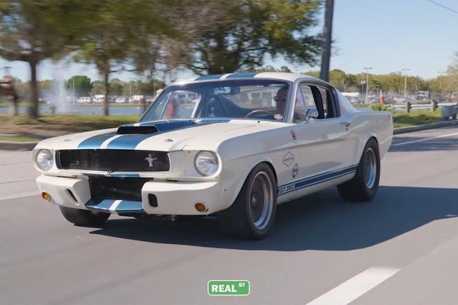 Job Spetter's 1966 Mustang with 381 ci V8