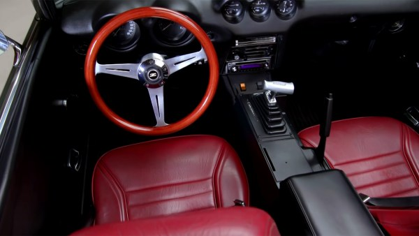 1972 Datsun 240Z with a Chevy V8