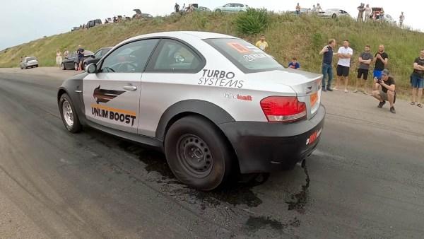 BMW 120d with a turbo N57 diesel inline-six