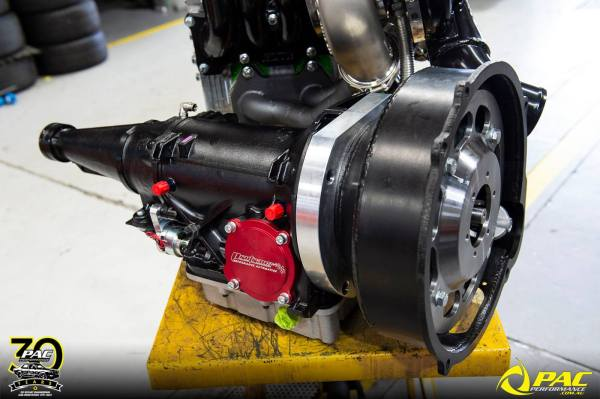 PAC Performance turbocharged billet 12A two-rotor