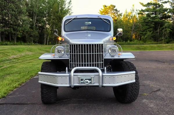 1941 Dodge Power Wagon with a Cummins 5.9 L Inline-Six