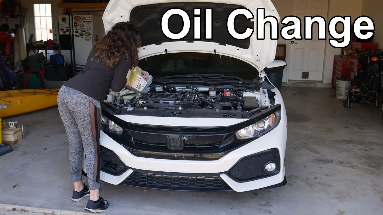 1998 Honda Civic Manual Transmission Fluid Change