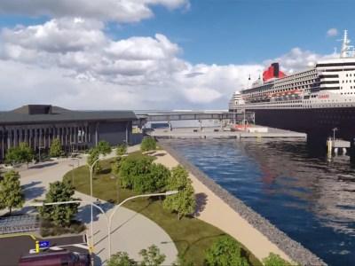 Brisbane Cruise Terminal