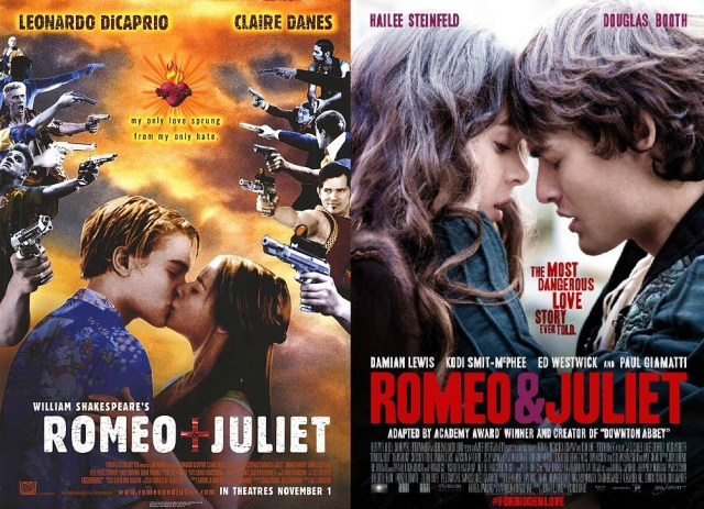 romeo juliet poster imp awards