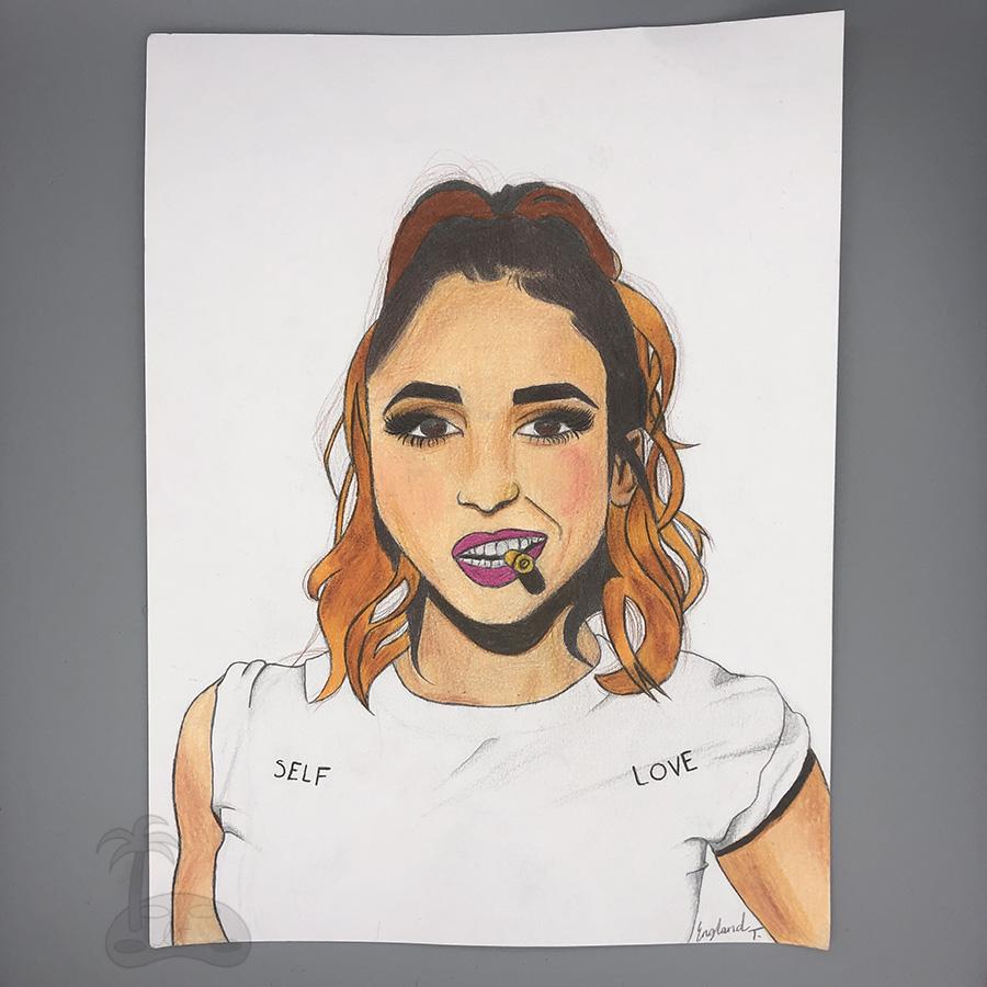 Lindsey Morgan – Self Love