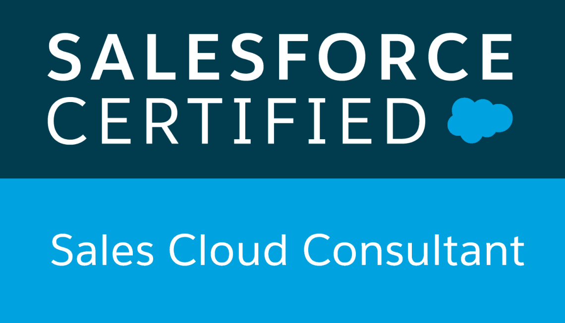 Salesforce Certified Sales Cloud Consultants