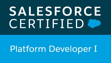 Salesforce Certified Platform Developer I