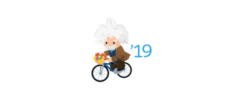 Einstein Spring 19 Logo