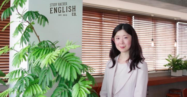 小関さん:ENGLISH COMPANY 神田スタジオ パーソナルトレーナー