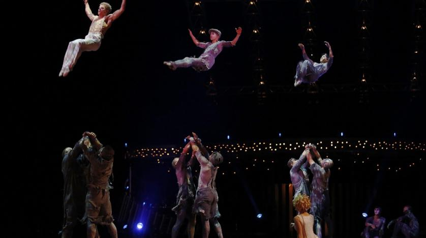 Cirque Du Soleil And Secured Creditors Near Rival Bid For