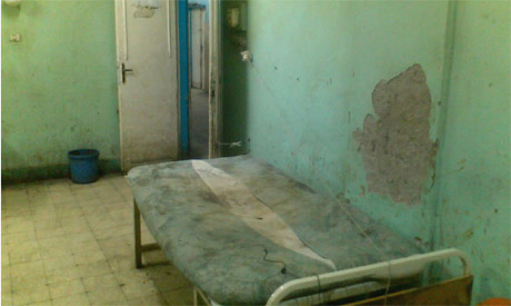 Ahram Online  Egypts public hospitals From bad to worse