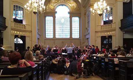London Musical Arts Orchestra at St Martin-in-the-Fields