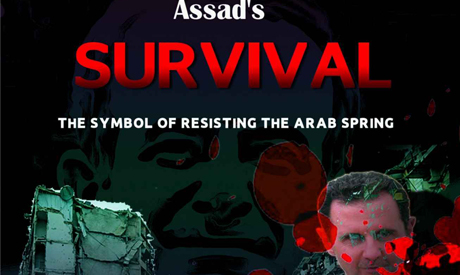 Afbeeldingsresultaat voor the hunt on Assad supporters