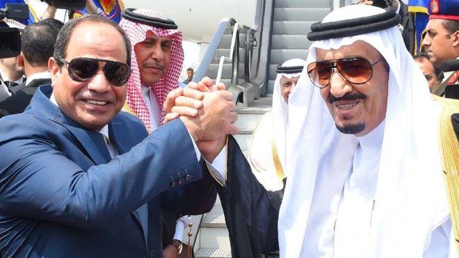 Sisi Denies Red Sea Islands Belong to Egypt!