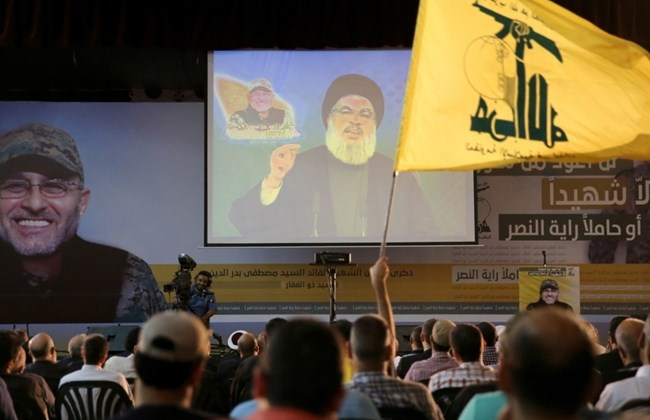 Sayyed Nasrallah delivers speexh commemorating 40 days on the martyrdom of Resistance Martyr Leader Mustafa Badredine