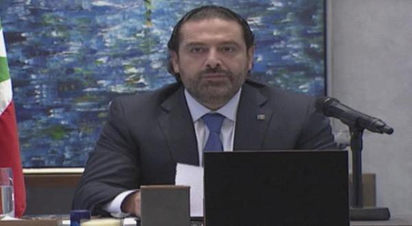Lebanese PM Saad Hariri