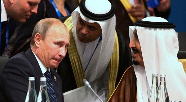 Putin Salman